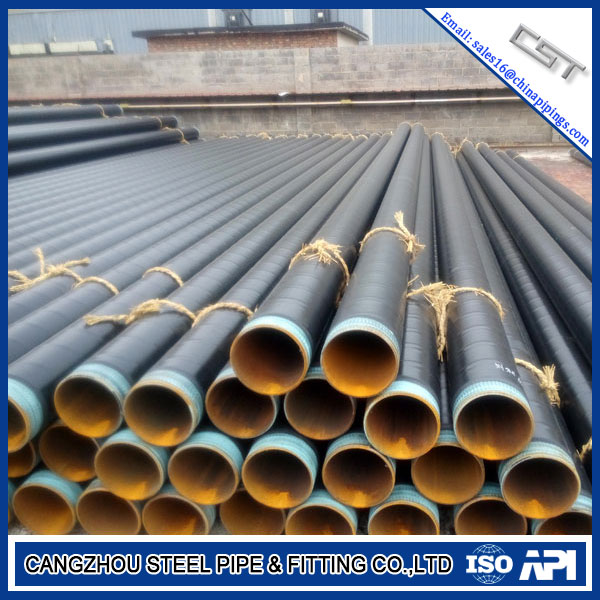 ASTM A106 Gr.B Sch5 Carbon Steel Welded Steel Pipes