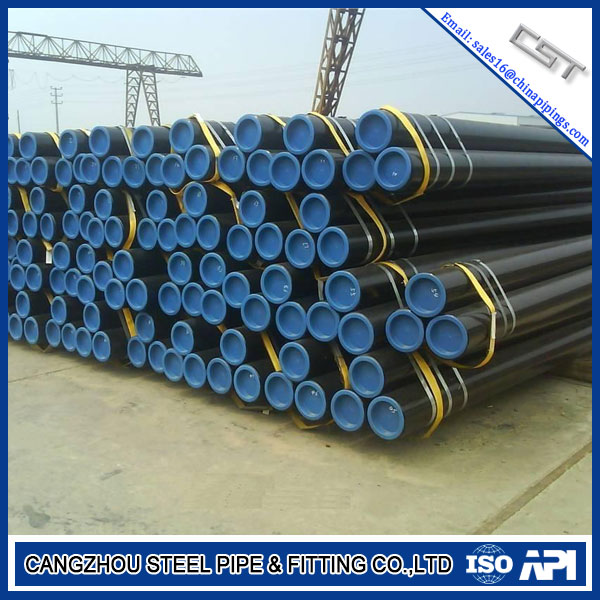 ASTM B36.1 NPS 1/2-NPS 2 Carbon Steel Oil Casing Pipes