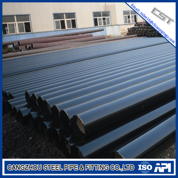 ASTM A53 Grade A DN40 SCH80 Seamless Steel Pipes