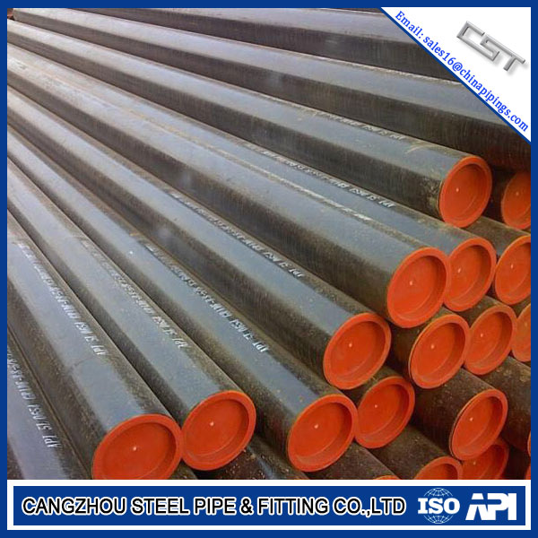 21.3mm Sch40 Carbon Steel API 5L Steel Pipe