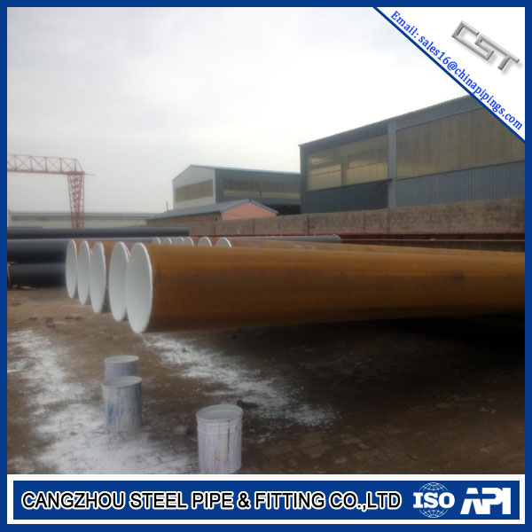 ASTM GB 20# 21.3mm-1020mm SCH20 Seamless Steel Pipes