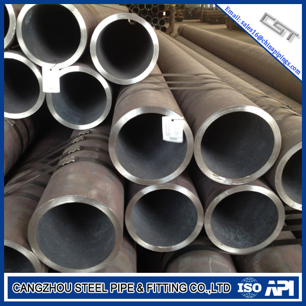 SCH40 12.7-609.6mm ASTM A335 P11 Seamless Steel Pipes