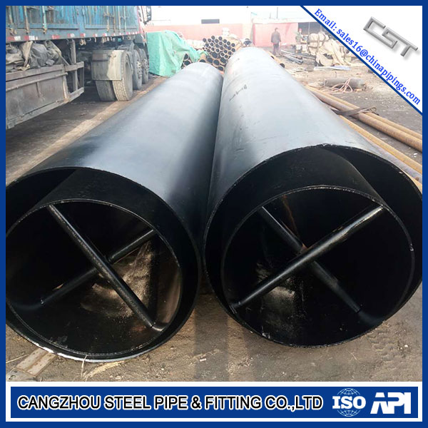 ASTM A53 Grade B Carbon Steel Seamless Steel Pipe
