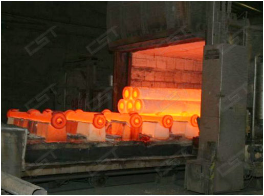 for cold drawing seamless steel pipes